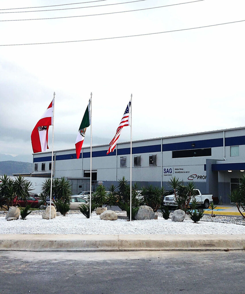 Sag Mecasa_fachada Planta Monterrey 2 Aspect Ratio 10x12