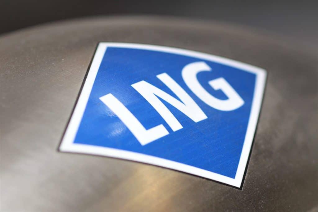 LNG Symbol