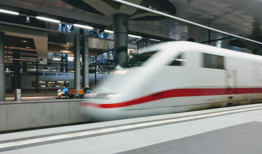 Zugkraft für neue Aufträge aus der Bahnindustrie