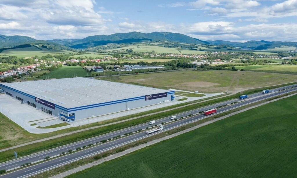 Salzburger Alumiunium Group invests millions in new site in Slovakia