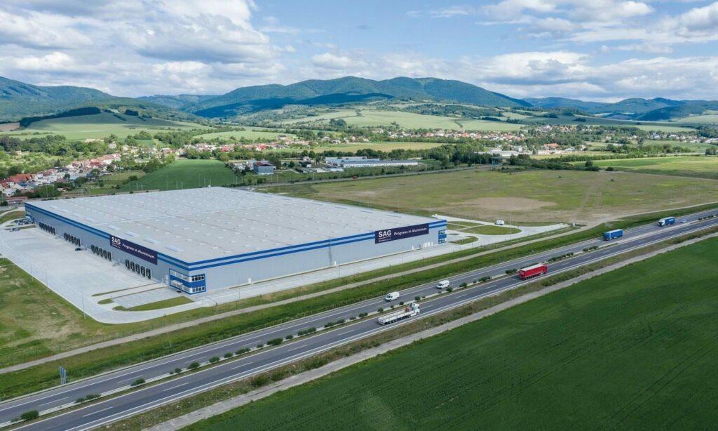 SAG investiert Millionen in neuen Standort in der Slowakei